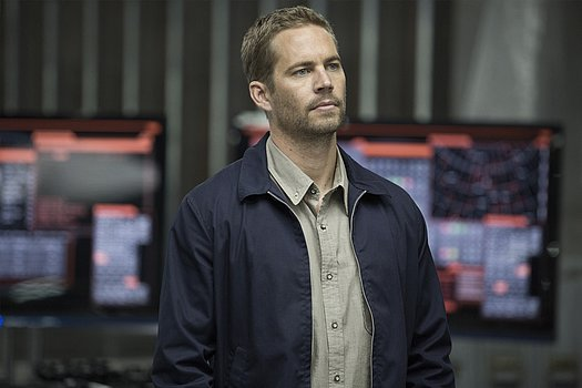 Paul Walker in seiner Rolle als Brian O'Conner<br>